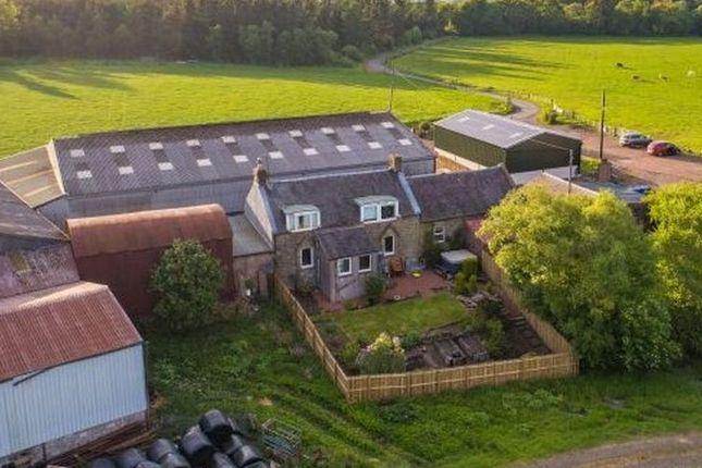 Thumbnail Farmhouse for sale in West Calder, West Lothian