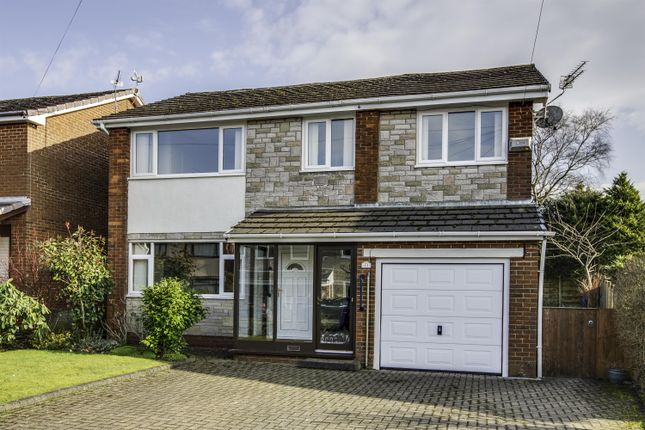 Thumbnail Detached house for sale in Dale View, Hollingworth Lake, Littleborough