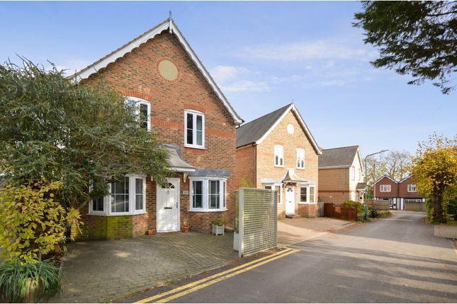 Thumbnail Detached house for sale in Garden Road, Tonbridge