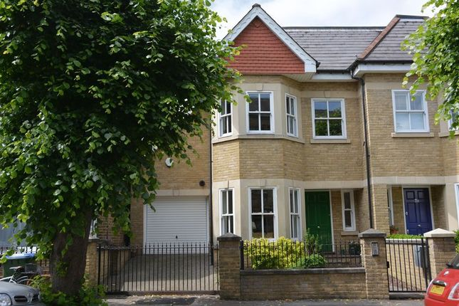 Thumbnail Semi-detached house for sale in Feltham Avenue, East Molesey