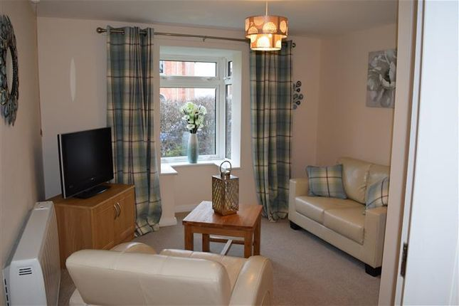 Thumbnail Flat to rent in George Elliott Close, Uttoxeter