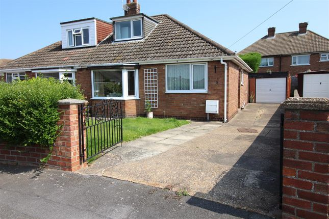3 bed semi-detached bungalow for sale in 15 Halton Place, Cleethorpes, N.E. Lincs DN35