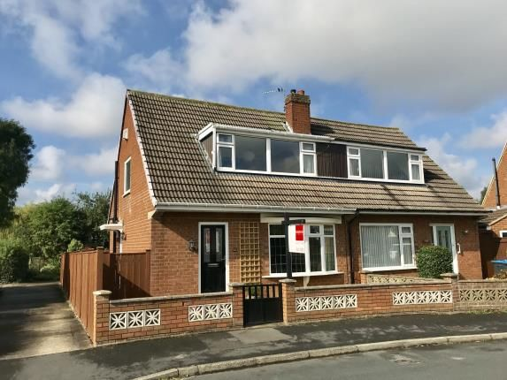 Thumbnail Bungalow for sale in Marwood Drive, Great Ayton, North Yorkshire, Uk