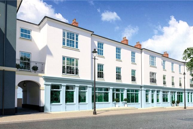 Thumbnail Flat for sale in Crown Street West, Poundbury, Dorchester