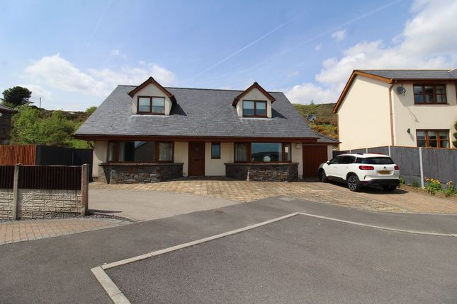 Thumbnail Bungalow for sale in Marian Close, Tredegar