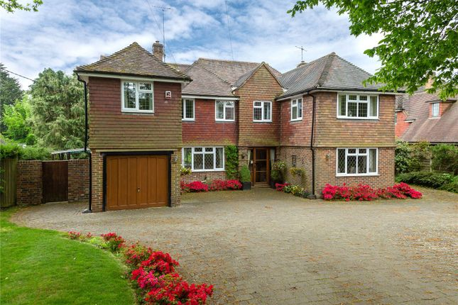 Thumbnail Detached house for sale in Roundwood Lane, Lindfield, Haywards Heath