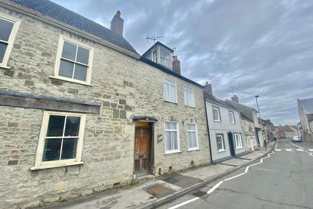 4 bed terraced house for sale in Salisbury Street, Mere, Warminster BA12