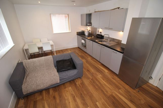 Thumbnail Flat to rent in Great Marlborough Street, Manchester