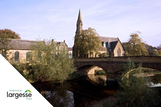 Thumbnail Flat for sale in Loansdean, Morpeth
