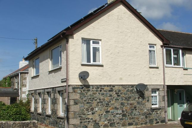 Thumbnail Flat for sale in St Martin, Helston