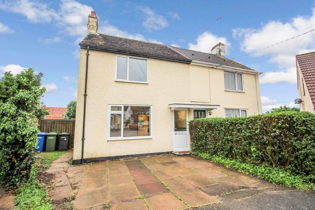 2 bed semi-detached house for sale in Wembley Avenue, Beccles NR34