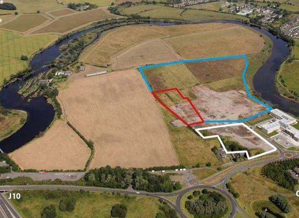 Thumbnail Land for sale in Drip Road, North Kildean, Stirling