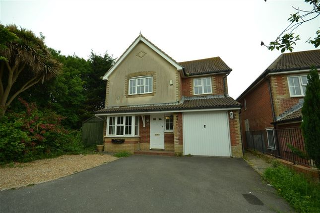 Thumbnail Detached house to rent in Tuppeney Close, Hastings, East Sussex