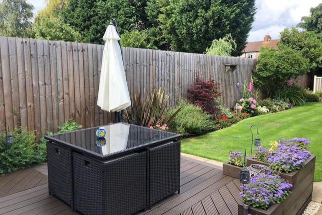 Garden 3 of Balliol Road, Coventry CV2