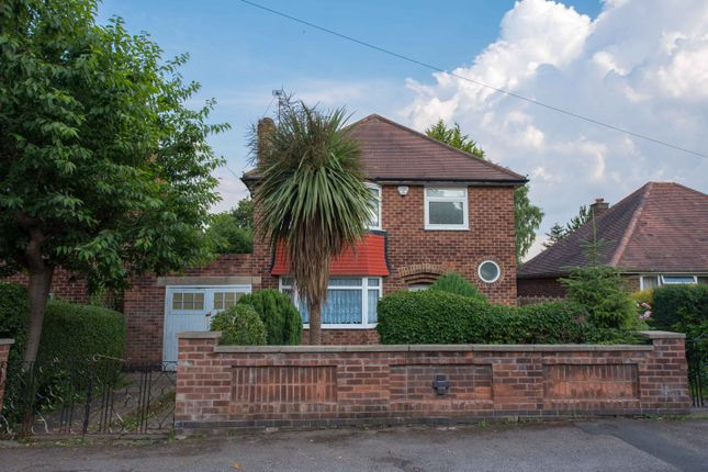 Detached house for sale in Moore Road, Mapperley, Nottingham