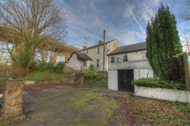 Thumbnail Detached house for sale in Jersey Marine, Neath