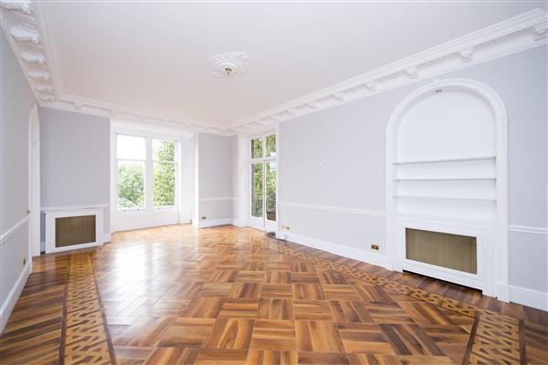 Thumbnail Flat to rent in Hale House, De Vere Gardens, London