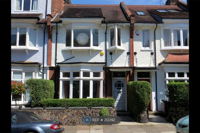 Thumbnail Terraced house to rent in Milton Park, London