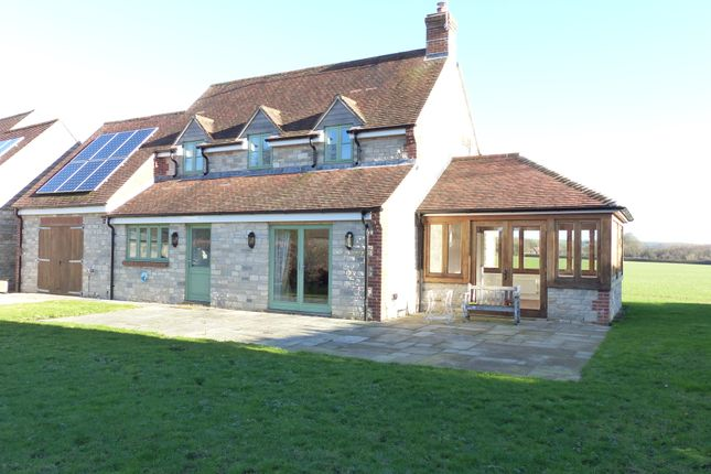 Thumbnail Detached house for sale in The Green, Zeals, Warminster