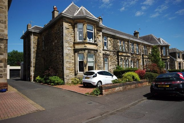 Thumbnail Flat to rent in Charles Street, Kilmarnock, East Ayrshire