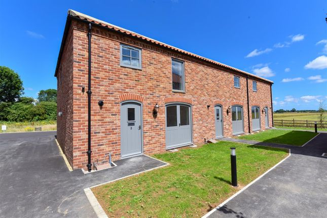 Thumbnail Semi-detached house for sale in Main Road, Sibsey, Boston