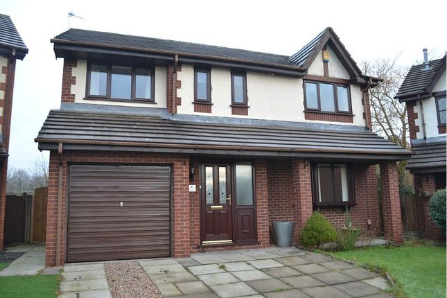 Thumbnail Detached house to rent in Harmuir Close, Standish Lower Ground