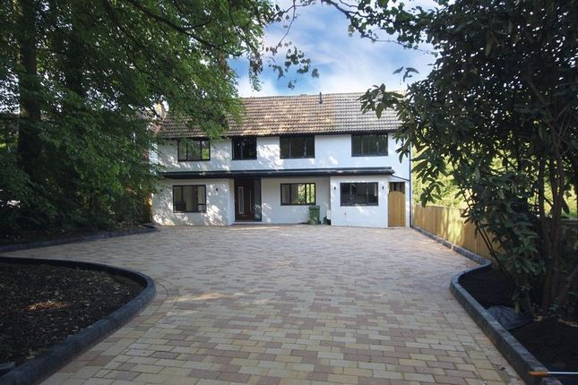 Thumbnail Detached house for sale in Downs Road, Epsom