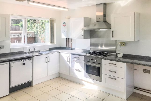 Semi-detached bungalow for sale in Harrowby Lane, Grantham