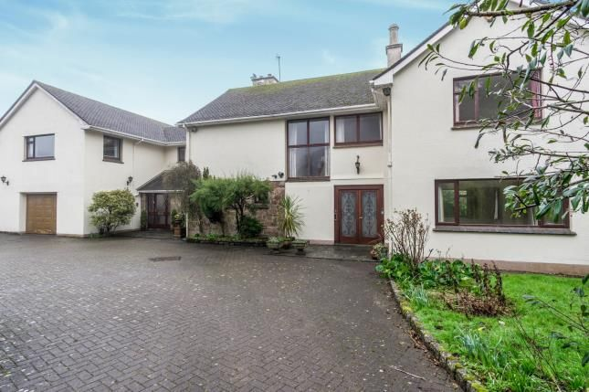 Thumbnail Detached house for sale in Mannamead, Plymouth, Devon