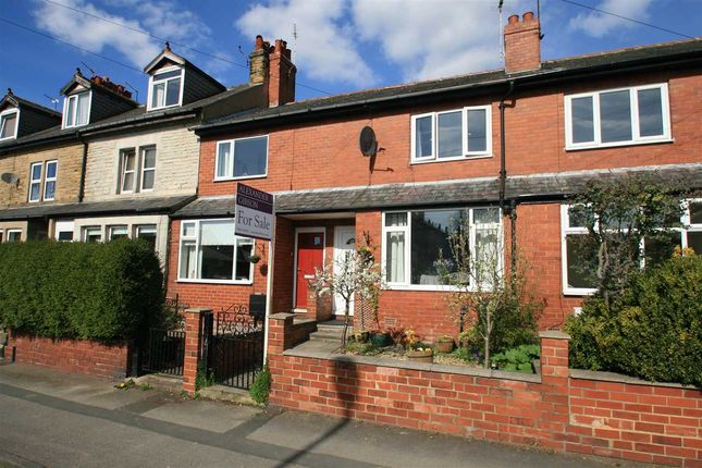 Thumbnail Terraced house for sale in 27 Forest Avenue, Near Starbeck Train Station, Harrogate