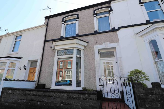 Thumbnail Terraced house for sale in Windsor Street, Swansea