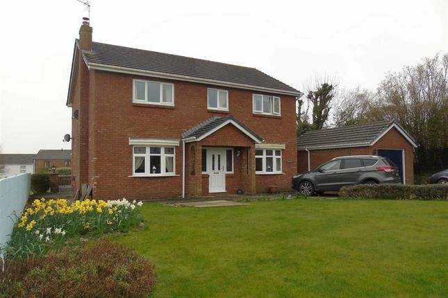 Thumbnail Detached house for sale in Monksford Street, Kidwelly, Llanelli