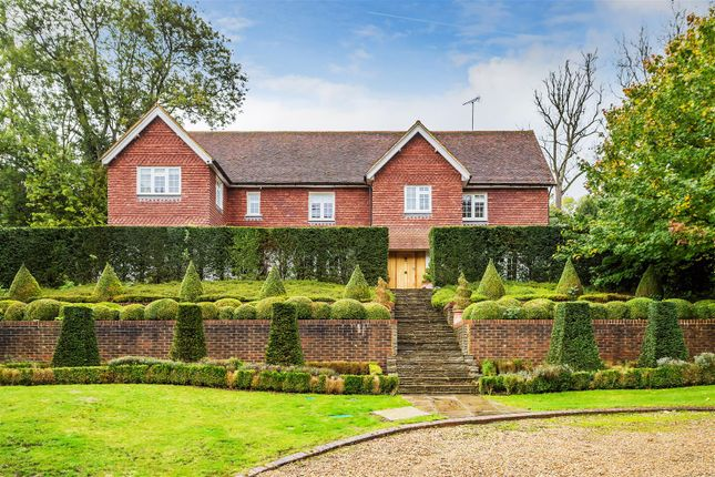 6 bed detached house to rent in Dog Kennel Green, Ranmore Common, Dorking RH5