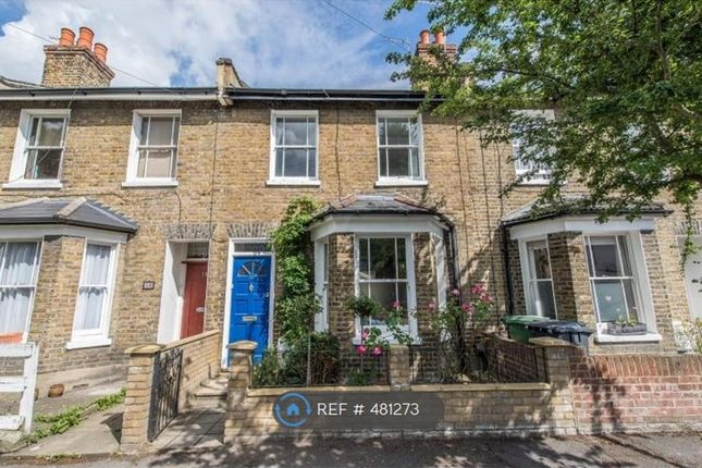 Thumbnail Terraced house to rent in Hedgley Street, London
