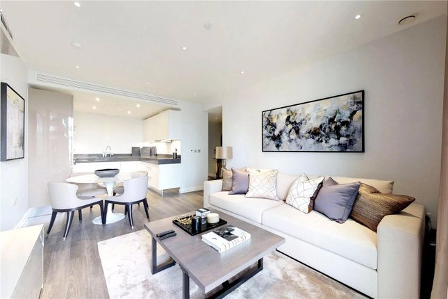 Thumbnail Flat for sale in Catalina House, London