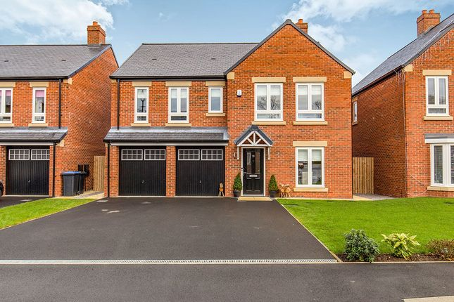 Thumbnail Detached house for sale in Church Drive, Middlesbrough