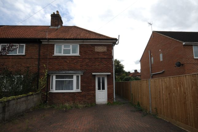 Thumbnail Semi-detached house to rent in Harcourt Terrace, Headington, Oxford