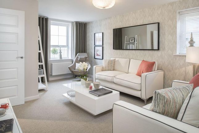 """Thumbnail Semi-detached house for sale in """"Finchley"""" at Bevans Lane, Pontrhydyrun, Cwmbran"""