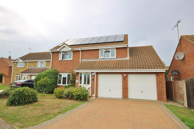 Thumbnail Detached house for sale in Rokell Way, Kirby Cross, Frinton-On-Sea