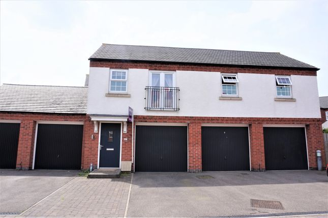 Front of Headstock Close, Coalville LE67