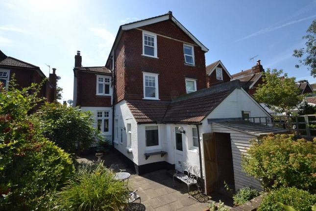 Semi-detached house to rent in Vicarage Drive, Eastbourne