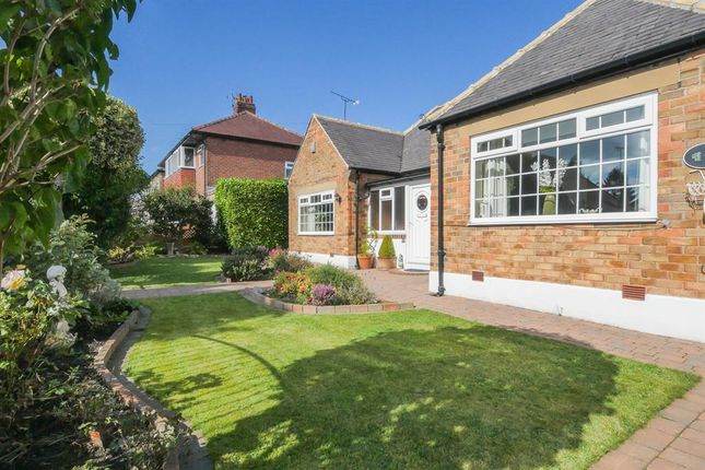Thumbnail Detached bungalow for sale in Glenholme Road, Farsley