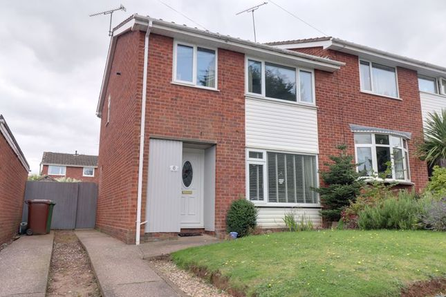Front Elevation of Ferncombe Drive, Rugeley WS15