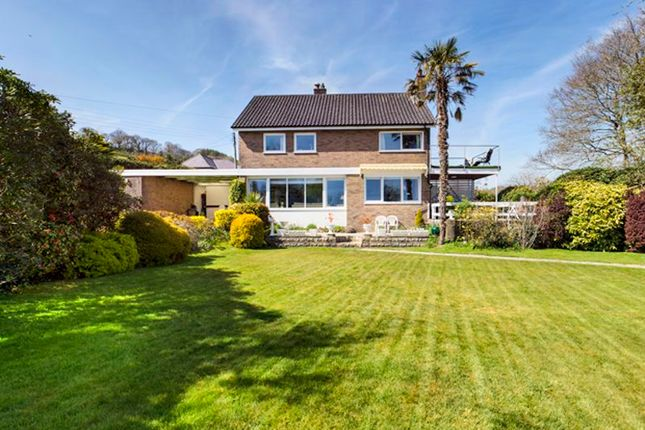 Thumbnail Detached house for sale in Bronwydd Road, Carmarthen