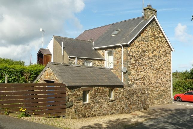 Thumbnail Semi-detached house for sale in 1 Brynawel, Dinas Cross, Newport, Pembrokeshire