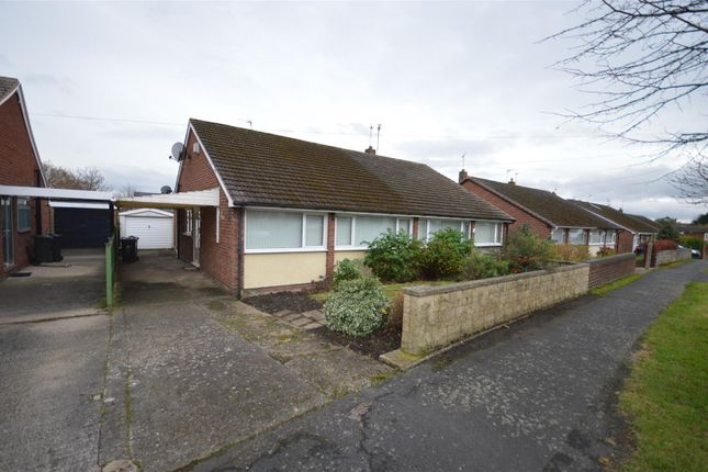 Thumbnail Semi-detached bungalow to rent in Cloverfield Gardens, Little Sutton, Ellesmere Port