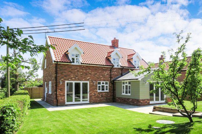 Thumbnail Detached house for sale in Shop Lane, Little Glemham, Woodbridge
