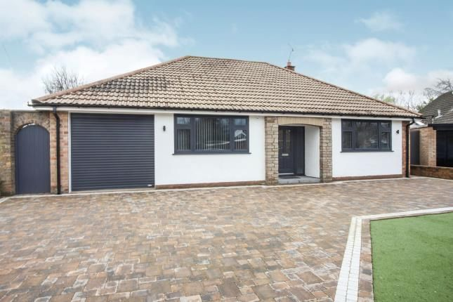 Thumbnail Bungalow for sale in Westgate Avenue, Winsford, Cheshire