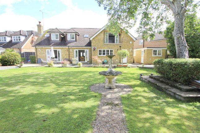 Thumbnail Detached house for sale in Willow Crescent West, Denham, Uxbridge