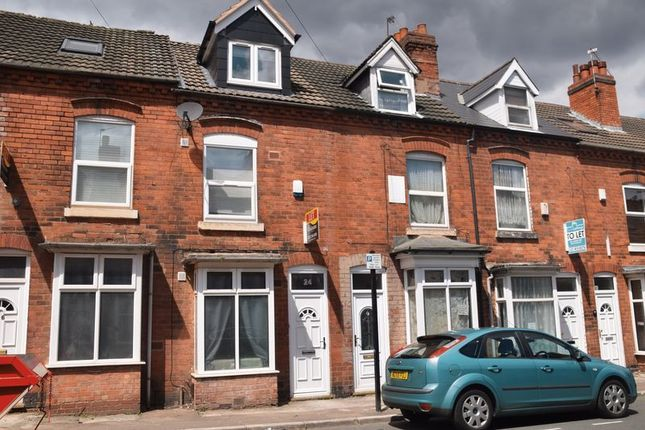 Thumbnail Terraced house to rent in George Road, Edgbaston, Birmingham